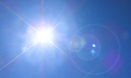 紫外線 UV 太陽